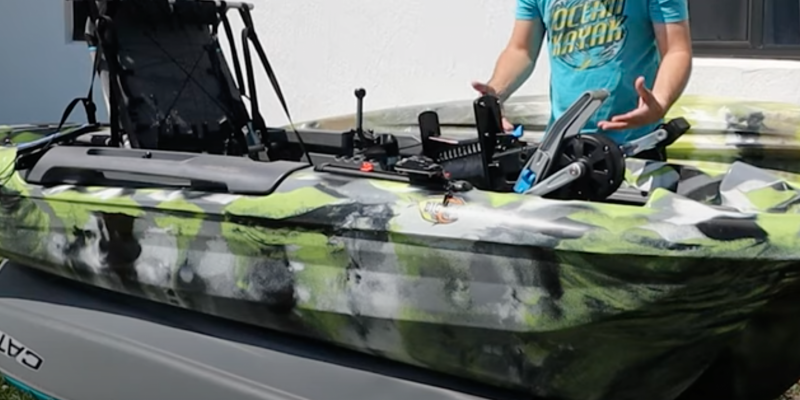 Big Fish 108 PDL Fishing Kayak, Is it a Good Choice? A 2021 Review