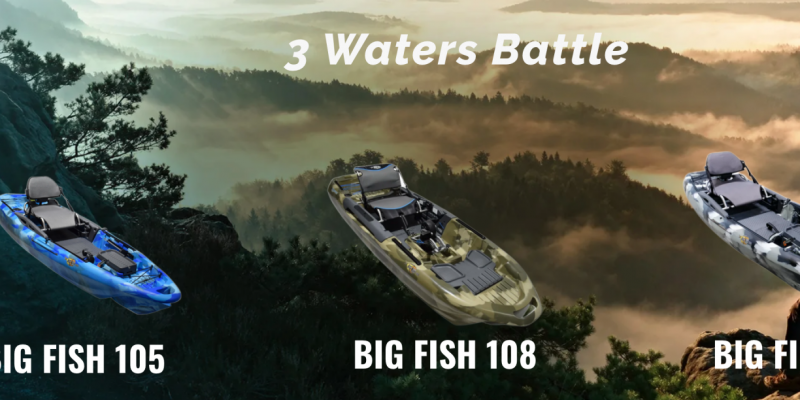 Big Fish Kayak: The Complete Lineup Review 2021!