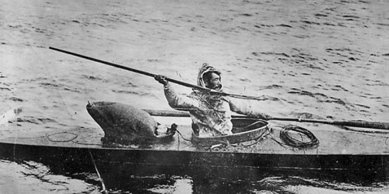 A Brief and Awesome History of Kayak Fishing.